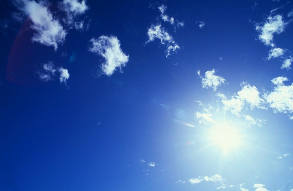 Utilizar sombrilla para protegerte del sol