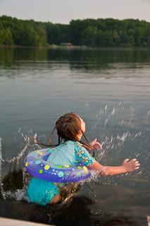 Actividades acuáticas, una opción saludable